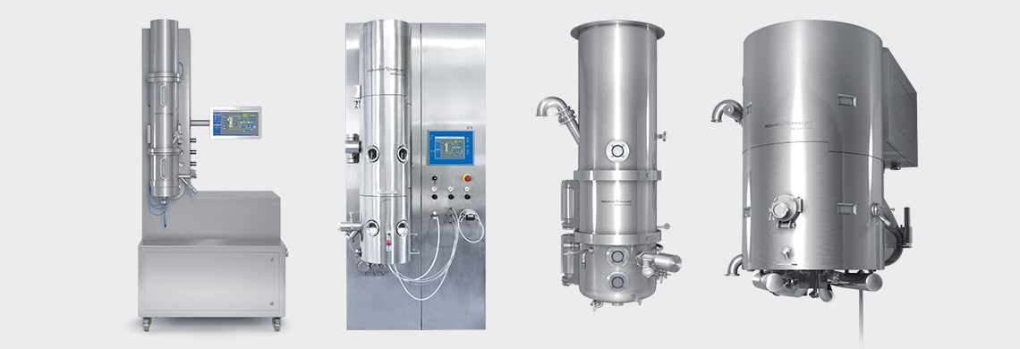 Granulation-Coating-Drying-Solutions